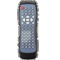 2010-2016 Lincoln Navigator  DVD Remote Control