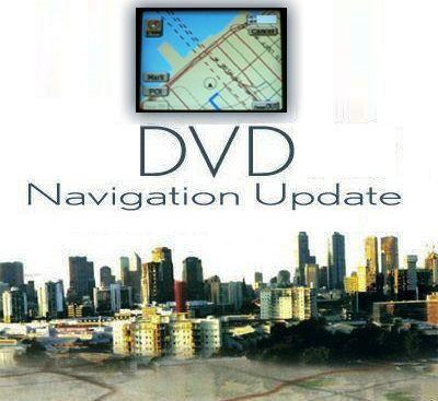 2017 Release Mercedes GPS Navigation Disc