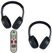 Dodge Grand Caravan uConnect Headphones and Remote 2013 2014 2015 2016