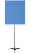 Backdrop kit w/ stand & backdrop 10-403