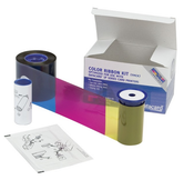 Datacard YMCKT Color Printer Ribbon 534000-003