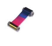 Datacard YMCKT Color Printer Ribbon 570486-037