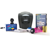 720p High Definition Photo ID Printer