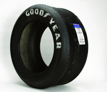 Pictured:  Tire, Goodyear, Racing, 6.00-15, R655 compound, bias ply, 25.5'' dia. (Part # GY-1724).