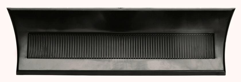 Radio Delete Plate, 1965-66