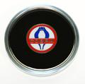 Red, silver, and blue COBRA logo Center Cap