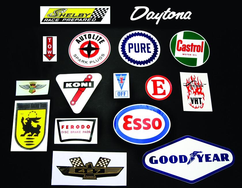 Sticker Koni 525 Wide