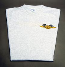 T-shirt gray, large