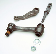 1965-66 Quick steering kit, idler arm, pitman arm and frame pin