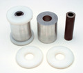 1965-73 Aluminum Competition Front Eye Bushings (pair)