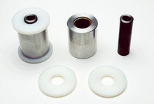 1965-73 Rollerized Aluminum Competition Front Eye Bushings (pair)
