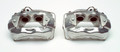 Pictured:  Pair of large four piston calipers (Part # 100-2812).