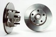 """1965-67 Mustang Front 11"""" Diameter Rotors"""