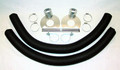 Pictured:  Complete Front Break Cooling Kit for 1965-67 11'' Front Brakes (Part # 100-2105).