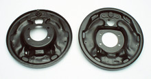 Pictured:  11'' x 2-1/4'' Backing Plates (2'' x 3.5625'' Bolt Pattern)
