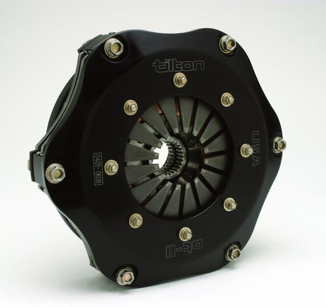 7 1/4'' double disc racing clutch for Jerico 26 spline (8 Rivet)