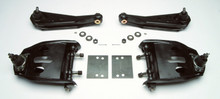 Pictured:  Complete Competition Control Arm Kit, 1965-66, with 1-3/4'' template (Part # 100-925).