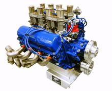 "Boss 302 331"" Stroker Engine"