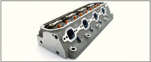Cylinder Head, each, SB Ford, iron, bare, 2.020'' int. and 1.60'' exh. 200 cc runner, 58 cc chamber