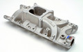 Pictured:  Intake Manifold, Edelbrock Performer RPM 289-302 Small Block (Part # 293-7121).