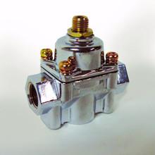 Fuel pressure regulator, 1-4 PSI, 3/8 NPT