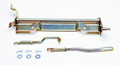 Pictured:  Reproduction 2x4 bbl linkage kit, 390/427/428 (Part # 303-L427M).