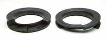 Pictured:  Polyurethane Spring Spacers, 1/8'' pair (Part # 250-CIN303).