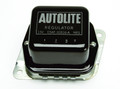 Voltage Regulator, black/silver with Autolite C5AF, 1965-67, 65 amp