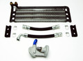 Pictured:  Oil Cooler Kit, Complete, R-Model, Reproduction, 289-302 (Part # 100-8500).