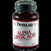 Twinlab-Alpha-Lipoic-100mg-60ct | Muscleintensity.com