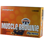 Lenny&Larry's-Peanut-Butter-Brownie-12ct | Muscleintensity.com