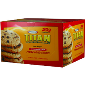 Premier-Titan-Cookies-Chocolate-Chip-12ct | Muscleintensity.com