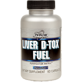Twinlab-Liver-D-tox-Fuel-60-ct | Muscleintensity.com
