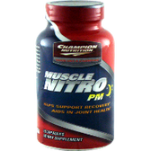 Champion-Nutrition-Muscle-Nitro-PM-120-ct | Muscleintensity.com
