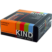 Kind-Fruit-&-Nut-Bars-Almond-&-Apricot-12ct | Muscleintensity.com
