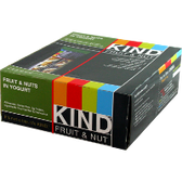 Kind-Fruit-&-Nut-Bars-Fruit-&-Nut-in-Yogurt-12ct | Muscleintensity.com