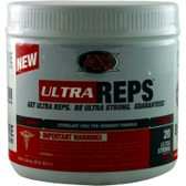 Athletic-Xtreme-Ultra-Reps-Berry-20-srv | Muscleintensity.com