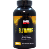 Force-Factor-Glutamine-200ct | Muscleintensity.com