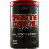 Nutrex-Creatine-Drive-Black-300-g | Muscleintensity.com