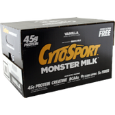 CytoSport-Monster-Milk-RTD's-Vanilla-12ct | Muscleintensity.com