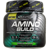 MuscleTech-Amino-Build-Green-Apple-30-srv | Muscleintensity.com