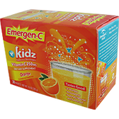 Alacer-Emergen-C-Kidz-Orange-30-ct | Muscleintensity.com