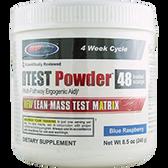 USP-Labs-Test-Powder-240g-Blue-Raspberry | Muscleintensity.com