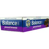 Balance-Bar-Almond-Brownie-15ct | Muscleintensity.com