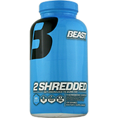 Beast-Sports-Nutrition-2-Shredded-120-ct | Muscleintensity.com