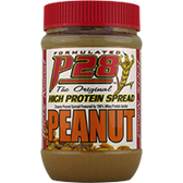 P28-High-Protein-Plain-Peanut-Spread-16-oz | Muscleintensity.com