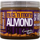 Nuts-'N-More-Cinnamon-Raisin-Almond-Butter-16-oz | Muscleintensity.com