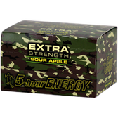 5-hour-ENERGY-Extra-Strength-Sour-Apple-12-ct | Muscleintensity.com