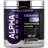 Cellucor-Alpha-Amino-Icy-Blue-Razz-30sv | Muscleintensity.com