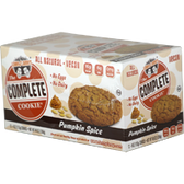 Lenny&Larry's-The-Complete-Cookie-Pumpkin-Cookie-12-ct | Muscleintensity.com